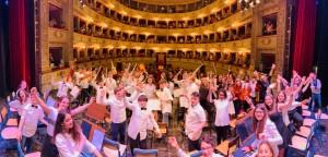"""La """"Grande Orchestra Federico II"""""""