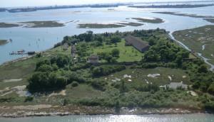 Isola del lazzaretto Nuovo