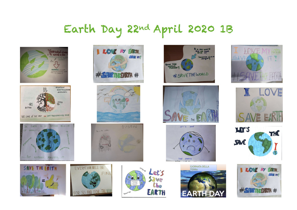 Earth Day 1B