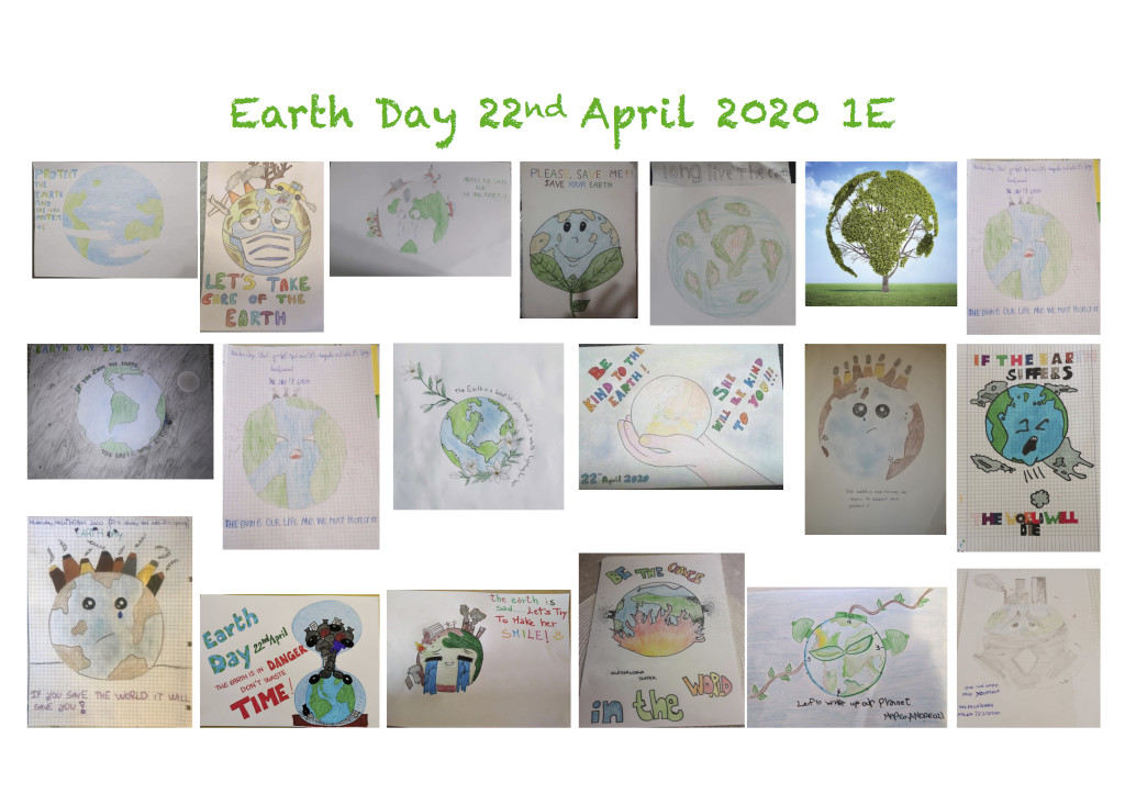 Earth Day 1E