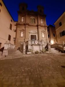 San Pietro, facciata