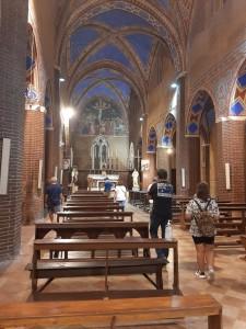 San Marco, interno