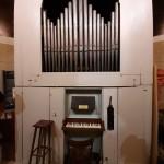 Santa Maria del Piano, organo