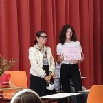 Francesca Pentericci e Silvia Tittarelli